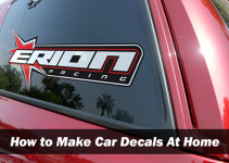 How to Make Car Decals At Home: Step By Step Guide