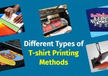 Different Types of Shirt Printing Methods in 2021