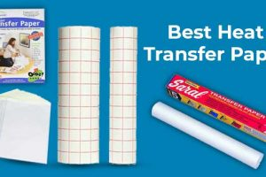 Best Heat Transfer Paper Reviews