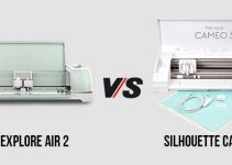 Cricut Explore Air 2 vs. Silhouette Cameo 3: Which One To Choose?