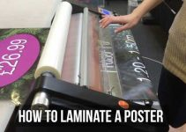 How to Laminate A Poster and How Much Does It Cost?