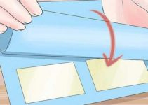 How To Laminate Paper at Home With Plastic Wrap (DIY Without Machine)