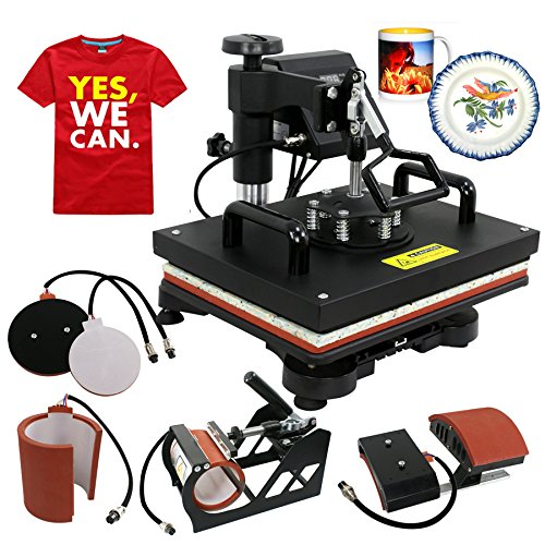 Top 15 Best Heat Press Machine Reviews 2019 with Buying Guide