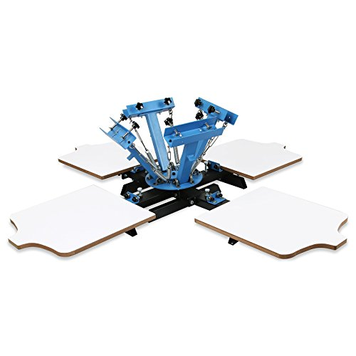 Screen Printing Machine: How To Choose The Best One in 2019?