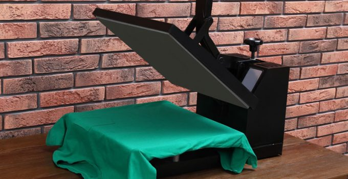 Power Press Heat Press Review